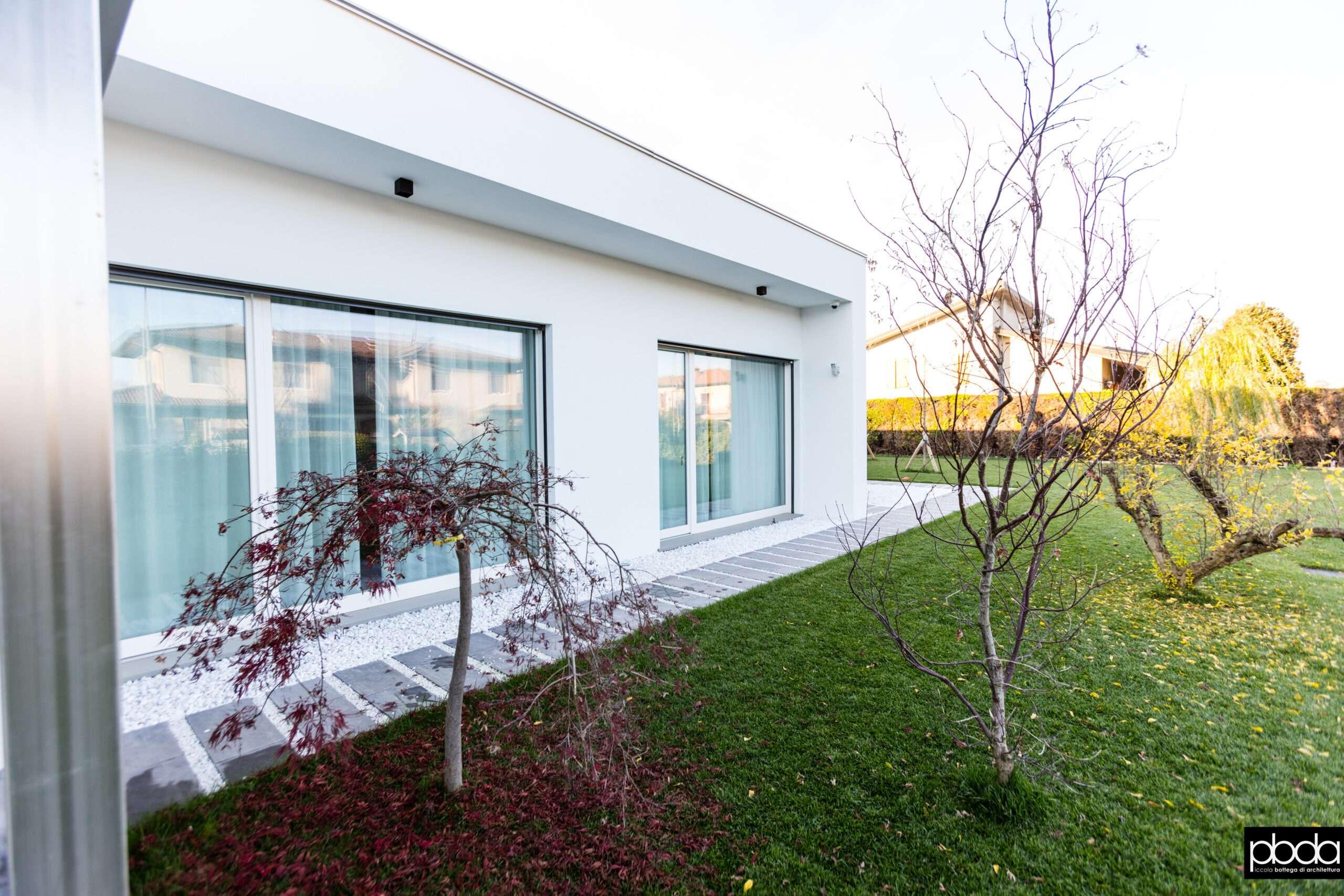 Serramenti isolanti Padova per una casa a basso consumo a Ferrara:un progetto portato a termine con successo
