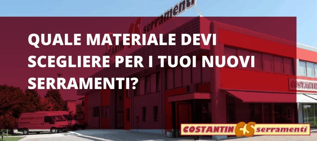Materiale dei serramenti: quale scegliere per la tua casa a Padova?