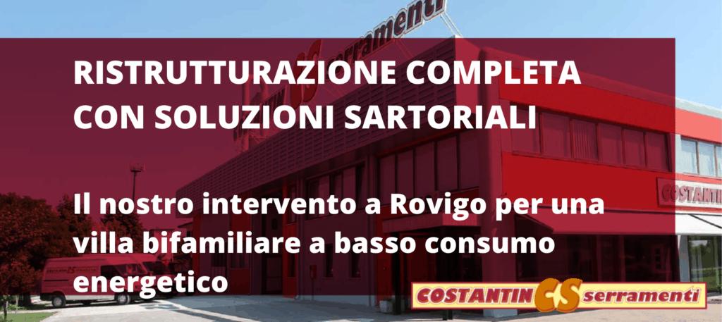 Detrazioni fiscali ristrutturazione: un caso pratico a Rovigo