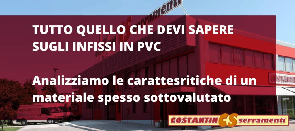 Infissi in PVC Rovigo: pro e contro