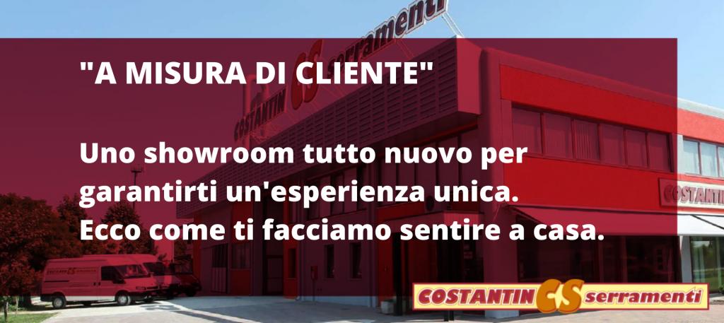 Showroom infissi e serramenti Rovigo | Costanti Serramenti Piacenza d'Adige (Padova)